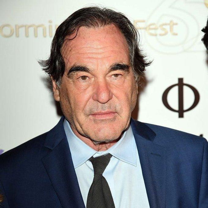 Happy Birthday  film director  Oliver Stone