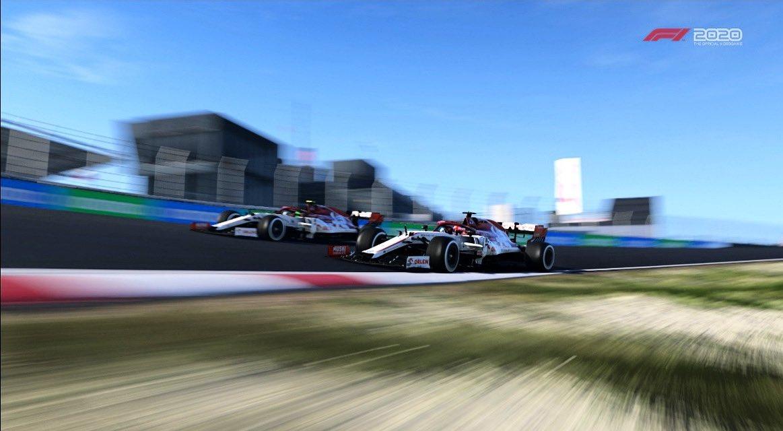 ERN Division 1 at Zandvoort! Fantastic pictures! ✌️🏼 . Photo credit ERN Boots 📷 . #ern #ernf1 #formula1 #racing #xbox #f1esports #simracing #f1game #gaming #f1racing #grandprix #esports #formulaone #motorsport #f1gameplay #f12020 #f1 #f12020game #f12020season #f1leagueracing https://t.co/30vA7fORtU
