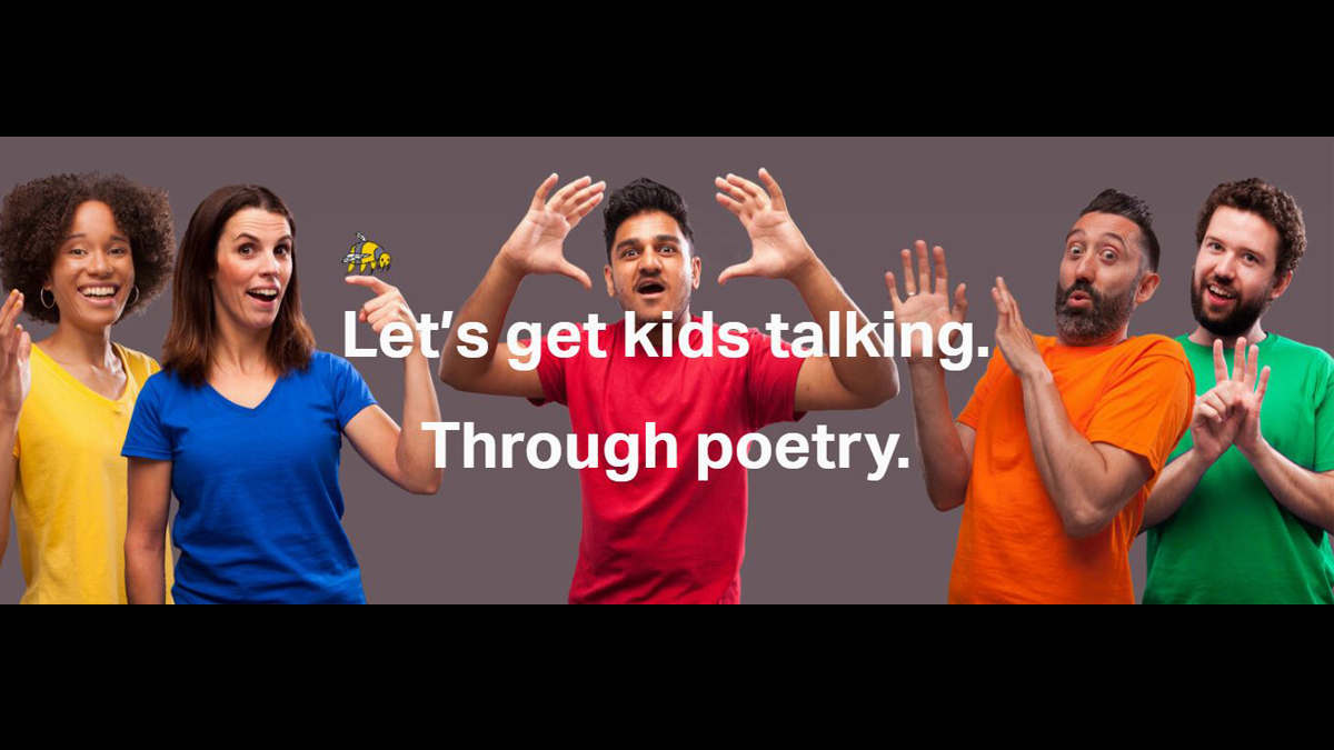 Help KS1/2 children settle back to school. Our inclusive and interactive 8-part performance poem / film helps kids process lockdown experiences and explore crucial themes like mental health, community, and our impact on the planet. https://t.co/5Uj5U9yZSA 11s https://t.co/HI5Mfx9psG