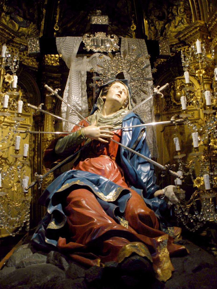 @RevRichardColes's photo on Our Lady of Sorrows