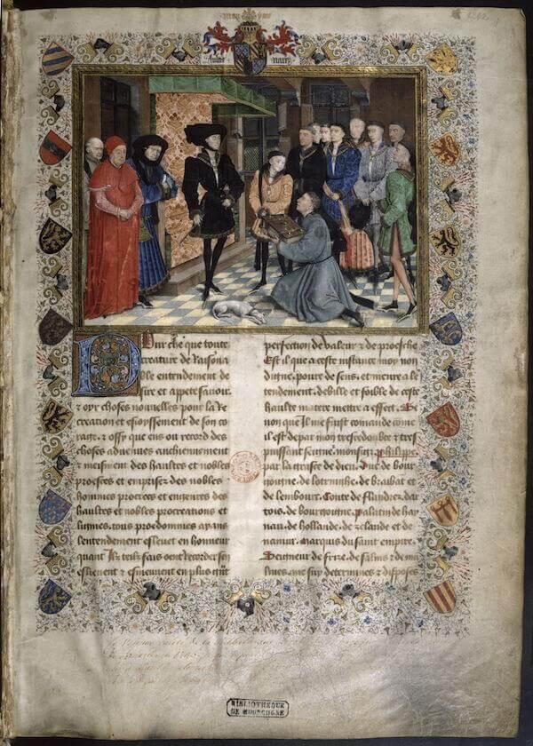 Apre a #Bruxelles il KBR Museum: lo scrigno che custodisce i manoscritti dei Duchi di Borgogna @kbrbe  @visitflanders https://t.co/8MoA4wmQEj https://t.co/RIHNBinTQ6