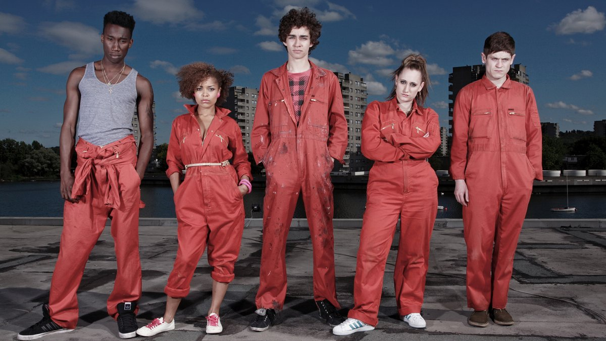 Morning. All of Misfits is now on Netflix UK/IE. https://t.co/x5D5oiIBG6