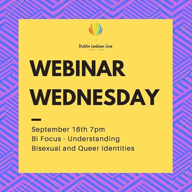 Join us tomorrow night for our panel discussion on Bi and Queer Identities with @Bellaknit @Mike_Drop_95 @nonbinaryicon https://t.co/i45feCtlJQ https://t.co/Zqa9ThSt30