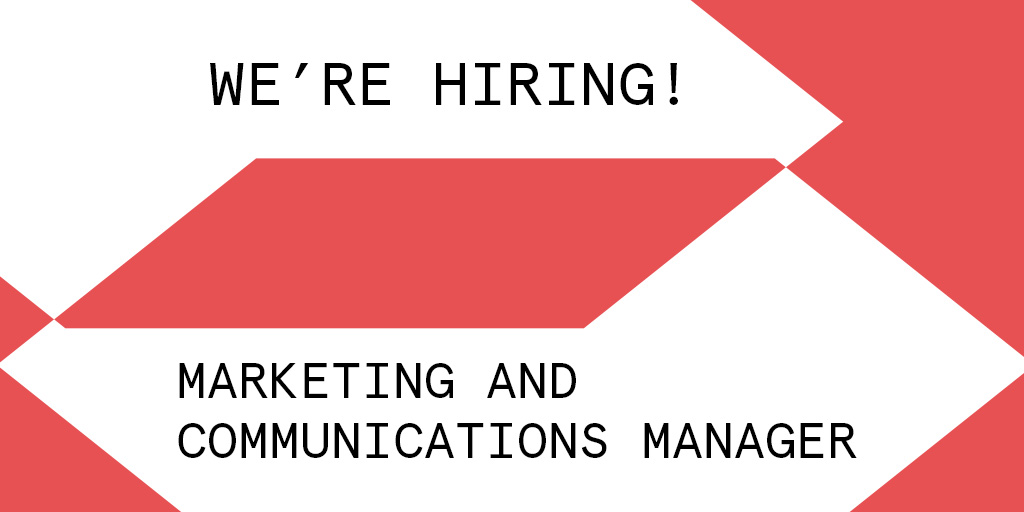 Would you like to join our team? Our lovely Comms and Marketing Manager is going on maternity leave at the end of the year, and we're looking for a talented replacement. More info: https://t.co/FiAMGc5Oc4  #Jobs #recruitment #marketingjobs #Marketing #comms https://t.co/4oWCcXUZL7