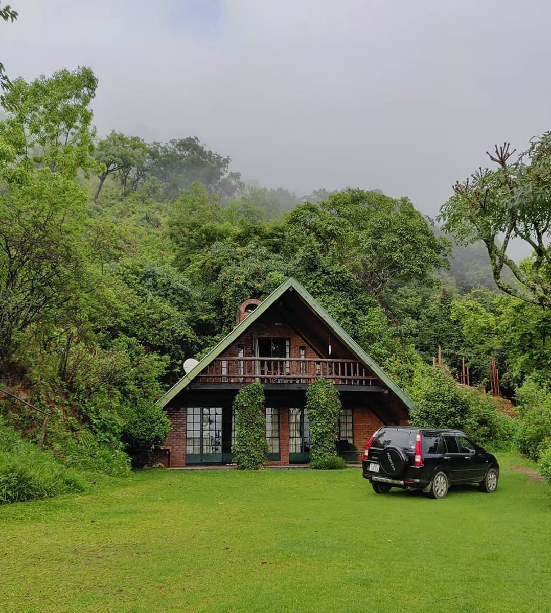 Madrugada Lodge in Vumba.