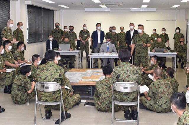 陸上自衛隊 小平駐屯地 (@JGSDF_KODAIRApr) | Twitter