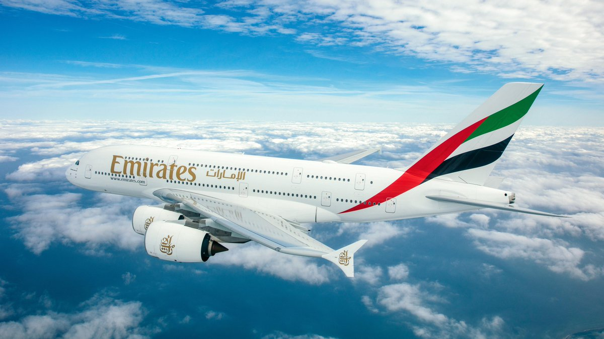 Emirates announces the return of its flagship @Airbus A380 to Moscow Domodedovo Airport from 18 September, serving market demand and offering customers more travel options. @DXB https://t.co/lJV4e0XITr   #FlyEmiratesFlyBetter #Above_The_Clouds https://t.co/ubY8OfAjpR