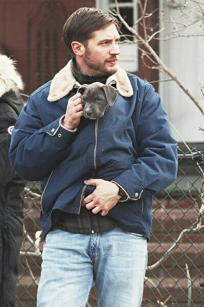 I love the fact that I share my birthday with Tom Hardy. Happy birthday Tom!