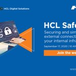Image for the Tweet beginning: Join us with @panagenda HCL SafeLinx