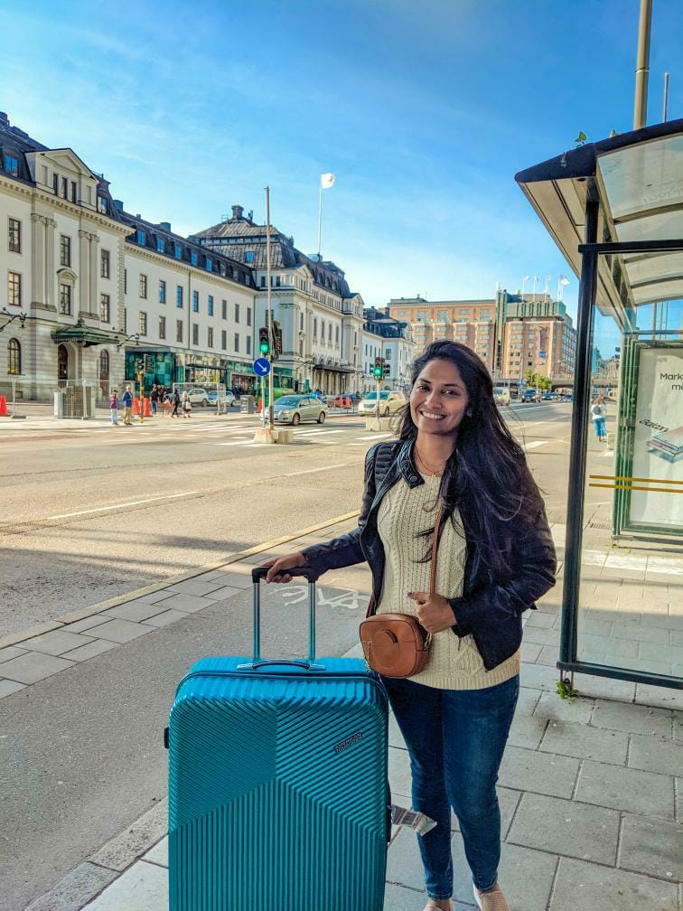 #Throwback to memories a year old! … #Repost: @lilthingsiknow's Swedish Expedition! … If you have some such stories of your @amtouristerin bags, do share them with us! … #Testimonials #Travel #Tourister