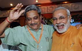Today, 7 yrs back in #Goa, our @manoharparrikar-bhai proposed name of then #Gujrat CM @narendramodi-ji as PM candidate of @BJP4India.   Rest is #History. https://t.co/1iOZufOCiQ