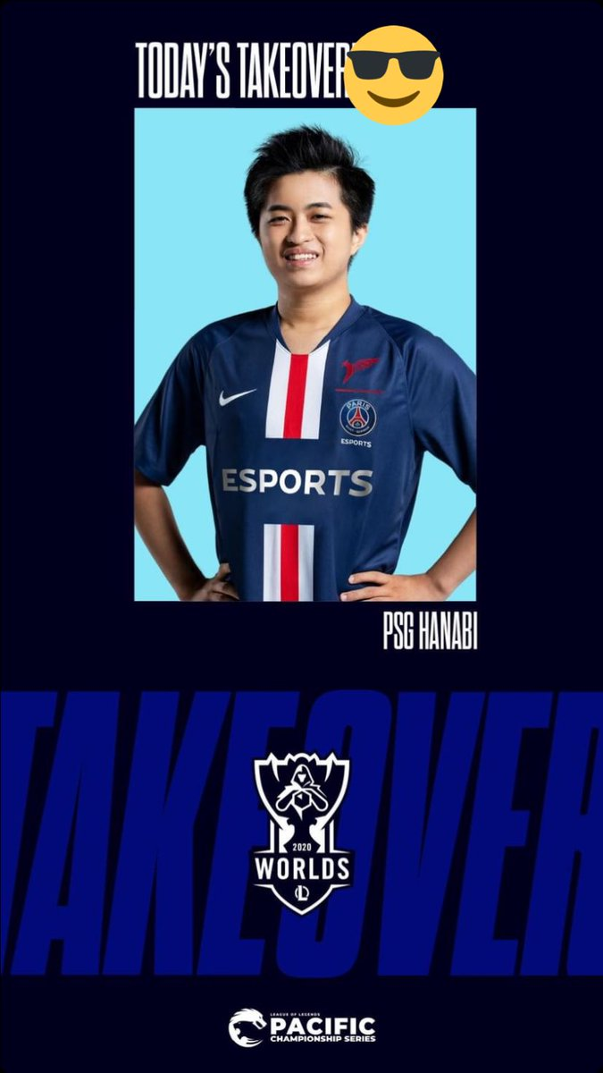 Lol Pcs On Twitter Today S Takeover Is By Psg Talon Hanabi Worlds2020 Lolesport