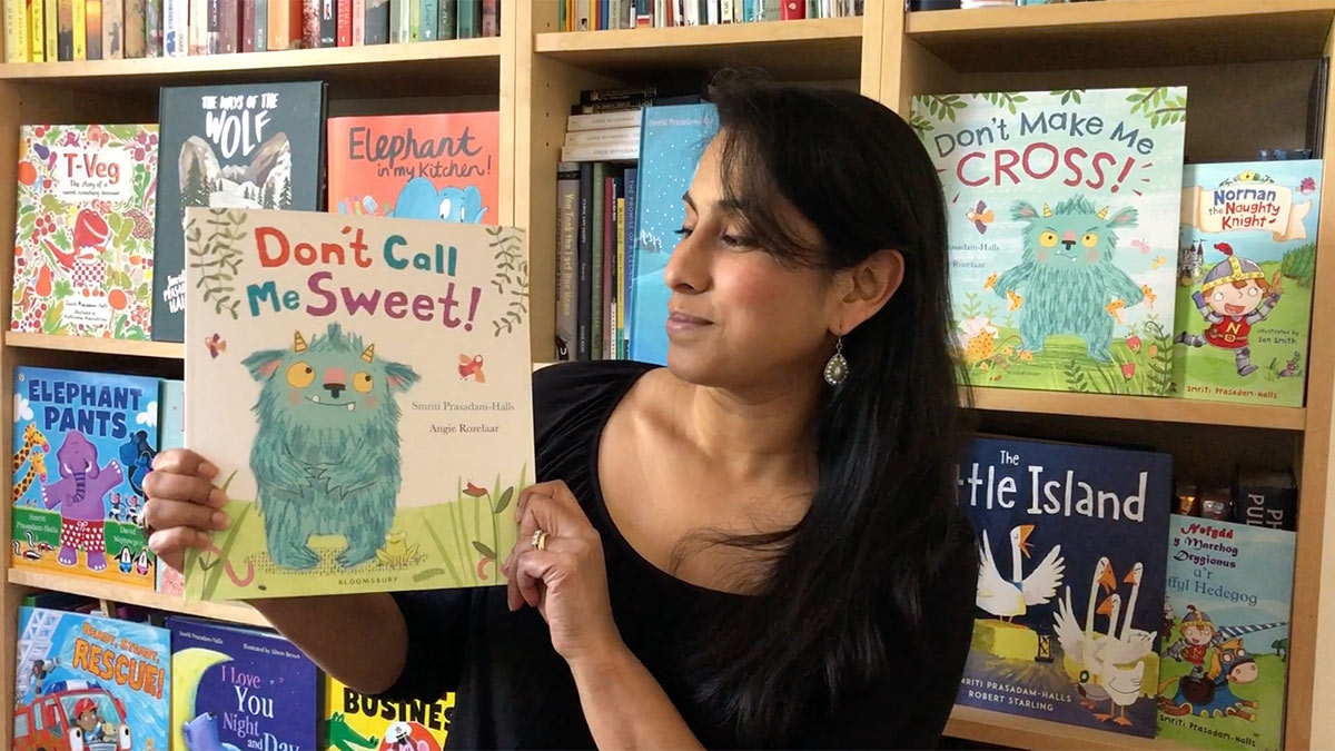 How about a story to kickstart your Tuesday? And what could be nicer than settling down and listening to our brilliant brand new Writer in Residence @SmritiPH?   Head this way to enjoy her reading Don't Call Me Sweet: https://t.co/mrvE23PFmA https://t.co/RbTjeMYg8J