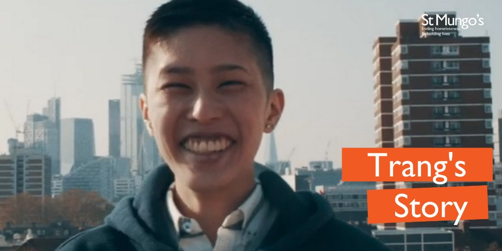 """I was nervous about being involved in the programme but St Mungo's was there every step of the way"".  We offer a variety of services to help people experiencing #homelessness develop their employability. Here, Trang shares her experience 👉 https://t.co/rUhheSx3rp https://t.co/obWKf5Tk2f"
