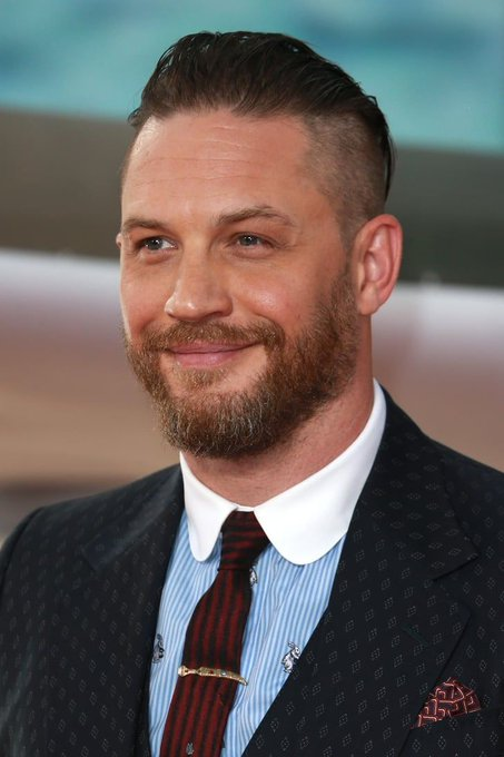 Happy 43th birthday, tom hardy