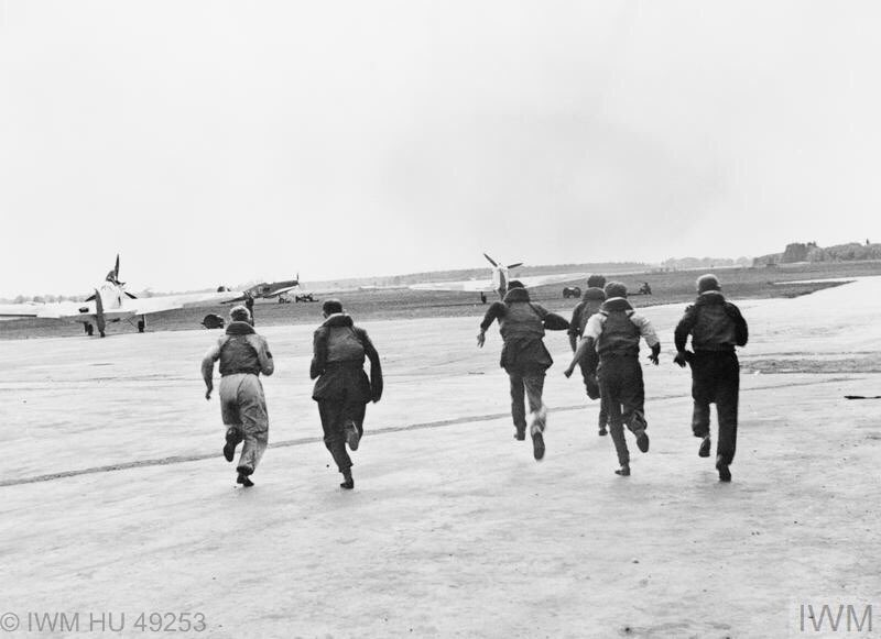Today on Battle of Britain Day, we remember all who bravely fought to protect our country in the Battle of Britain, eighty years ago. 🌹 #BoB80