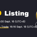 Image for the Tweet beginning: 📢New Listing! 🎉 #XT_EXCHANGE will list