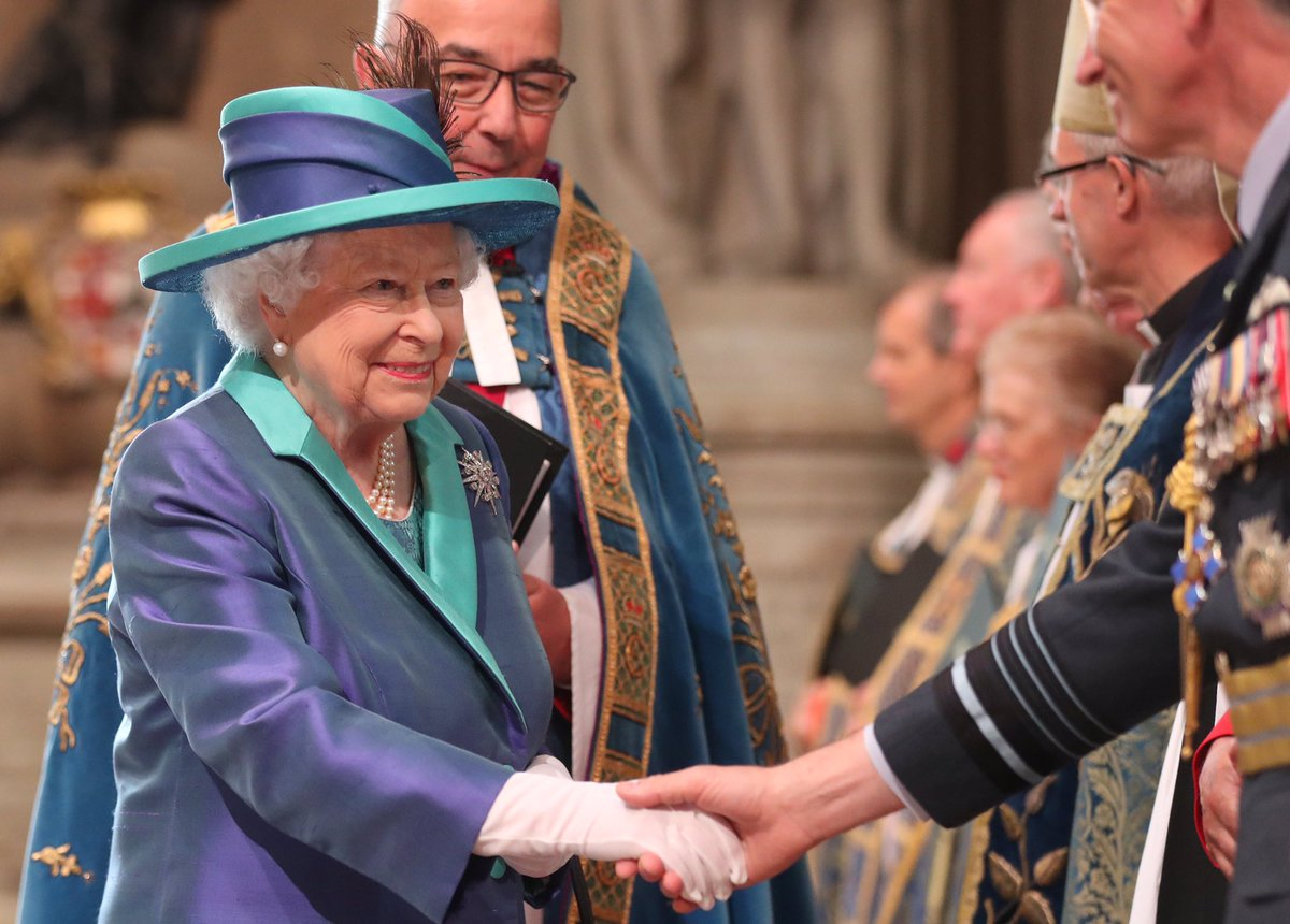 The Queen is Patron and The Duke of Kent President of the RAF Benevolent Fund. Find out more about @RAFBF, which supports veterans and ensures that their extraordinary contributions are not forgotten: rafbf.org #BattleofBritain80 #CharityTuesday