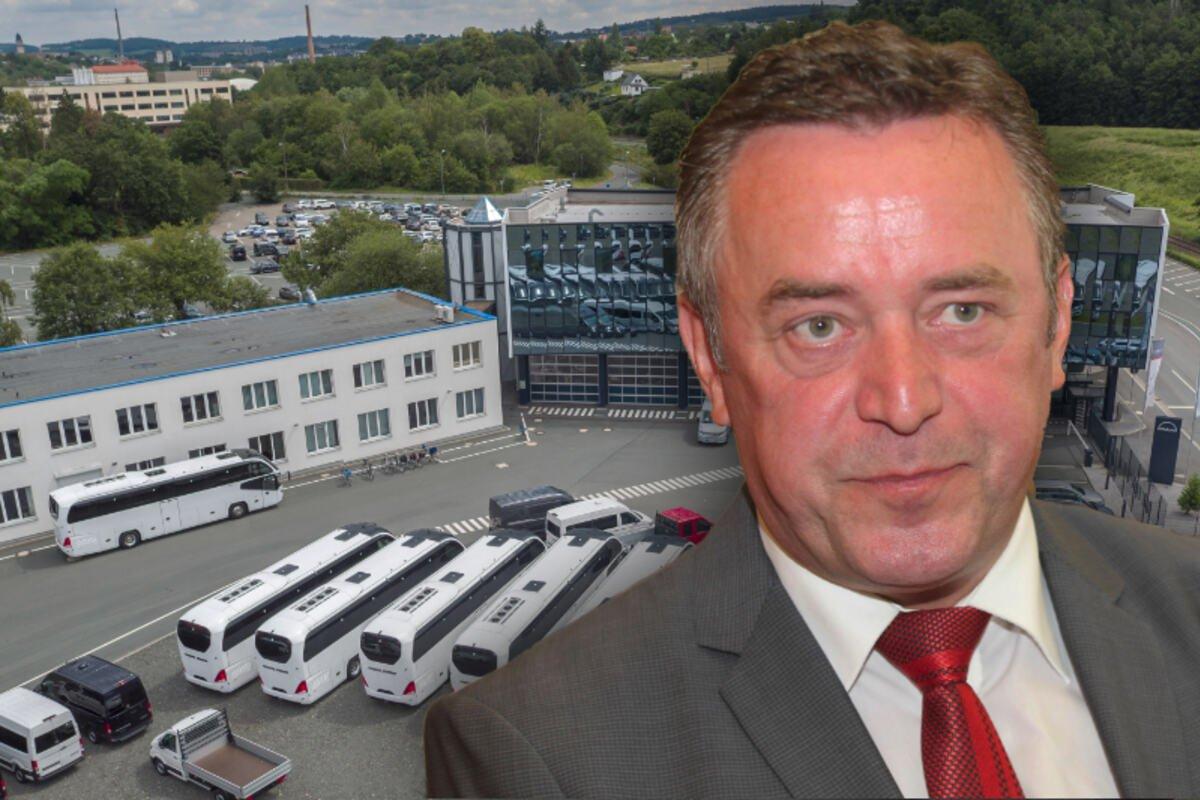"""Plauens Oberbürgermeister kämpft um #MAN-Werk: """"Schließung hätte weitreichende negative Folgen"""". #Plauen  https://t.co/bHpsG5UCKx https://t.co/F016q8gRXt"""