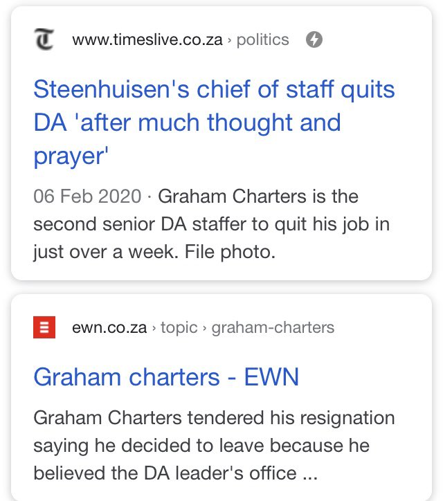 Another EX DA member joining the bashing brigade with more BS!  🙄🙄🙄 https://t.co/pFqKKk2Ia3 https://t.co/SZgqRh6H67