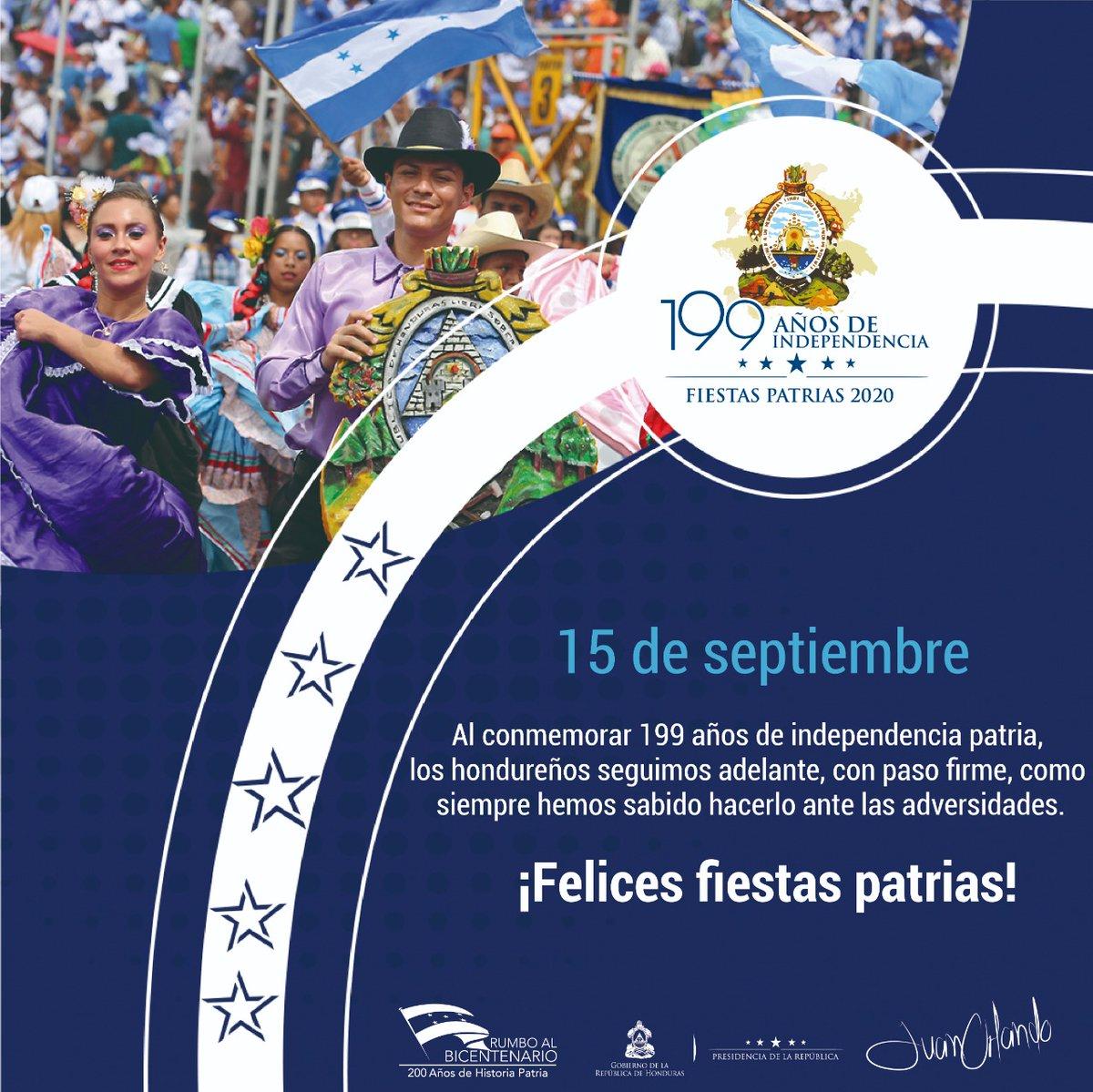 @Presidencia_HN's photo on Honduras