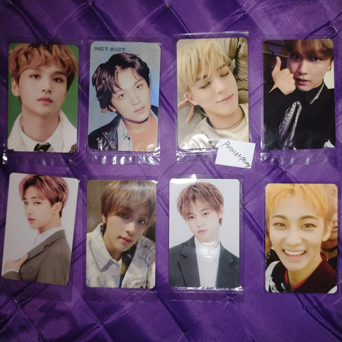 Wts ready indo🇲🇨  -Haechan sg 2020 withdrama -Haechan neo zone standee -Jeno we boom boom ver -Haechan irregular -Jisung sg 2020 withdrama -Haechan reload ridin ver -Chenle sg 2020 withdrama -Mark fire truck  Price by dm✨ Tag nct photocard pc ina wtt wtb album https://t.co/SCG9l0w7I4