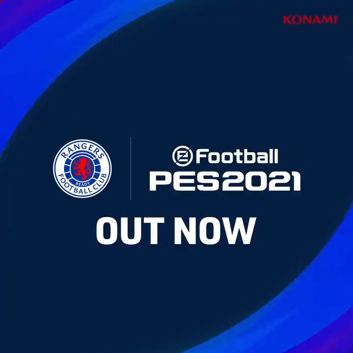 🎮 The eFootball #PES2021 SEASON UPDATE is Out Now! ⚽️ Available on PS4, Xbox and Steam. 👉 Get your hands on @officialpes now: konami.jp/2ZFcsuC
