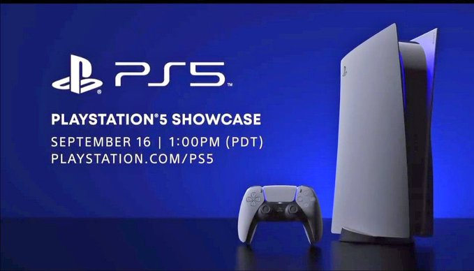 This coming Wednesday at 9pm we will finally find out more details for the #PS5  console! make sure to register your interest in store and when we have more information, it will be emailed to you! https://t.co/xrFMukyrQR