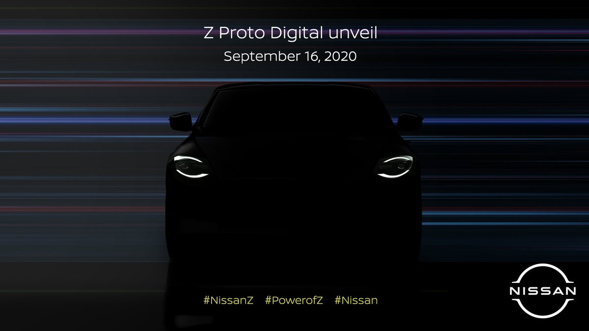 Only one day left until we unleash the #PowerofZ! 🔥 The #NissanZ Proto will be revealed Sept. 16 at 9:30 a.m. JST. Set your reminder and watch it live at https://t.co/4oIThhzoai. https://t.co/GTSsMpGuMh