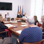 Image for the Tweet beginning: 🔊 L'Alcalde d'Alaquàs es reuneix