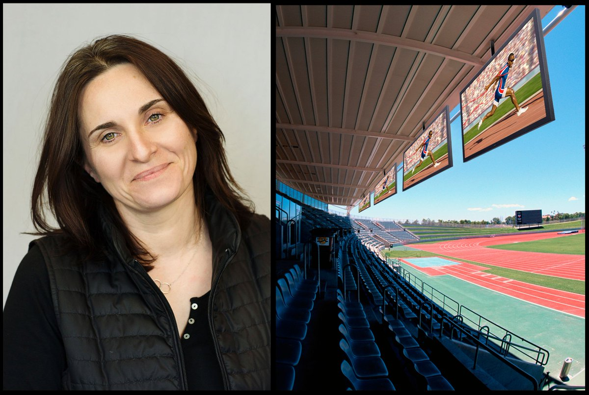 "Todays #RegionalReflections bulletin is by Gwenaelle Villette, Director of Sales France ""We're seeing great demand for our Xtreme Displays, for Stadiums in particular and have some exciting projects in progress"" Read the full post here: https://t.co/2vl7YQwDRB #avtweeps #covid19 https://t.co/Vf1l8imLLL"