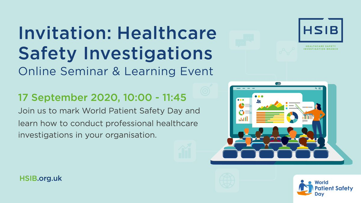 🗓️Coming up on Thursday...we publish our #familyengagement report, to coincide with #WorldPatientSafetyDay. There are just a few spots left to join our online seminar on the day, where the authors will introduce the report. Register now >> https://t.co/RFEAFeIj1z https://t.co/P6ADPBhneP
