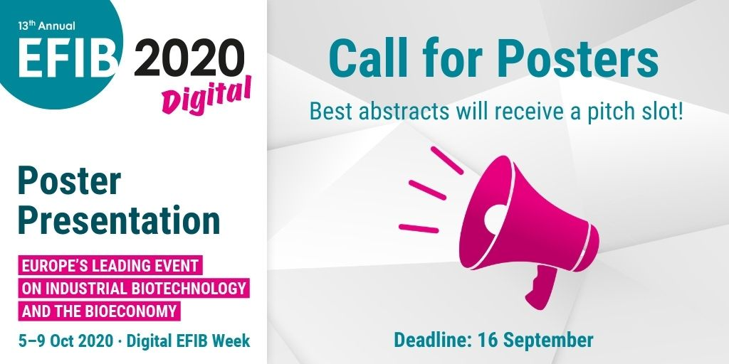 test Twitter Media - There's still time to apply for the #EFIB2020 Digital Innovation Campus!   Submit your abstract by tomorrow to take part in our #PosterPresentation and for the chance to receive a pitch slot 📣  More info ➡️https://t.co/ARGAfenQbh https://t.co/hQY56O72ex