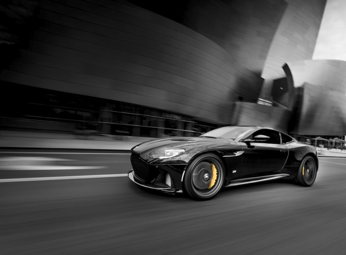 Delivering 900NM of torque, DBS…