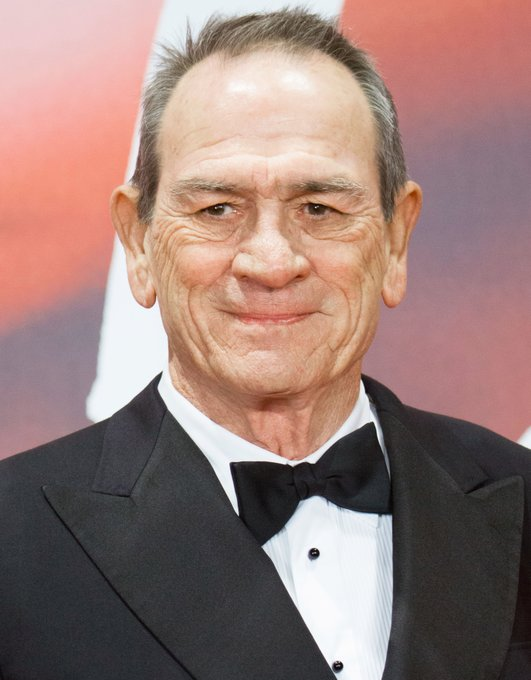 Happy Birthday Tommy Lee Jones!! Did you know he never took an acting class?