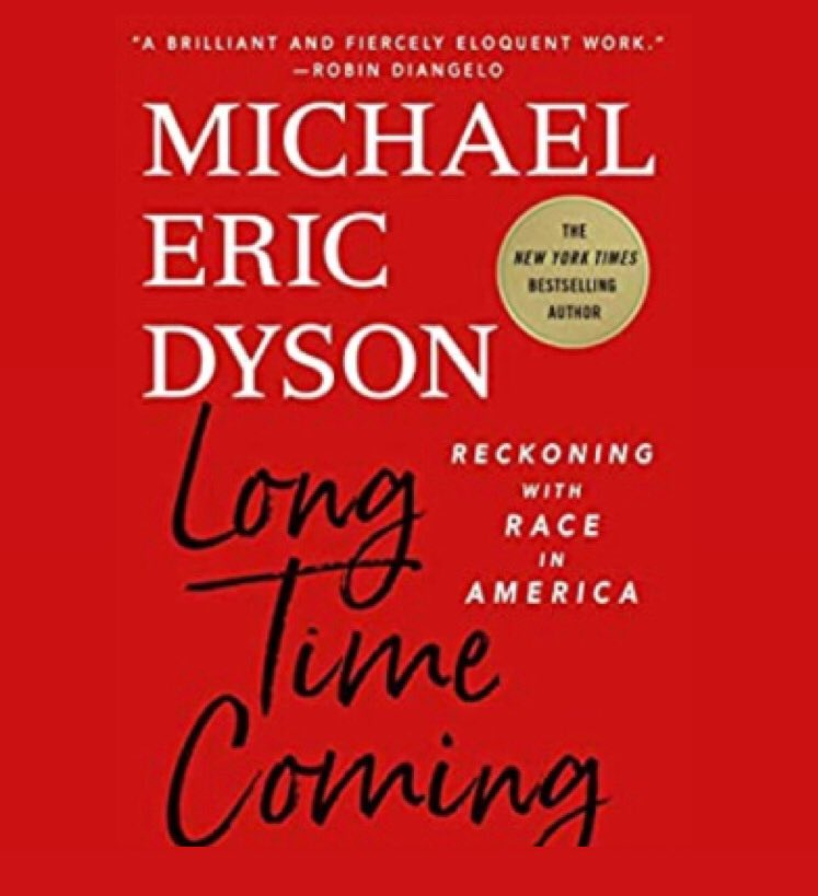 """My latest book, """"Long Time Coming: Reckoning with Race in America"""", can be preordered from @unclebobbies @mahoganybooks and @amazonbooks #StayBlackAndLive! #IJustWantToLive"""