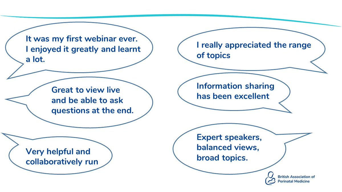 Have you booked for our upcoming webinars?  We're talking about Data on the 17th Sep and Neurodevelopmental Follow Up on the 24th.  We've had some lovely feedback on our previous webinars.  Book here: https://t.co/GfDs4m7vdq  @RCPCHtweets @NeonatalSociety @NNAUK1 @NNAP_RCPCH https://t.co/iRboSFw57j