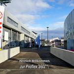 Image for the Tweet beginning: ProFlex360°: aus real wird digital!  Wir