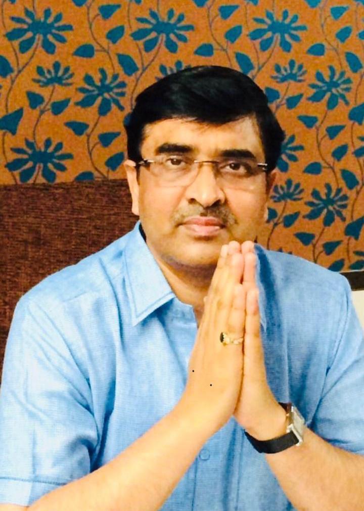 Senior Gujarat BJP leader Bharat Pandya discharged after tested negative for Covid-19