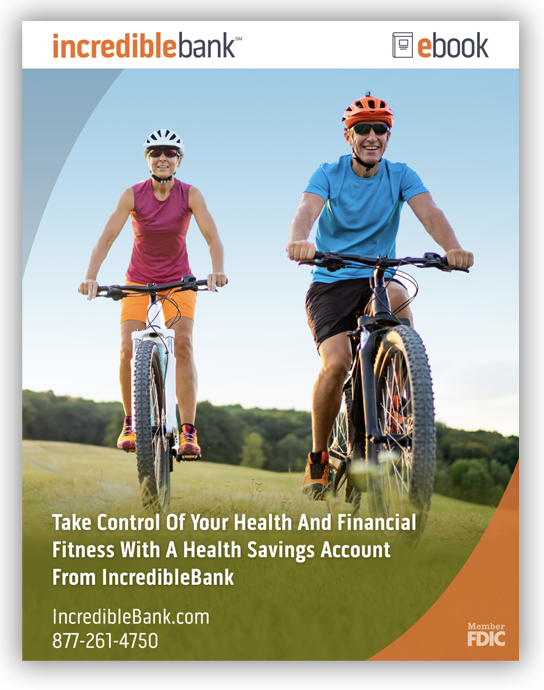 September is a great month to open a Health Savings Account (HSA) from IncredibleBank. We'll walk you through the triple tax advantages and other benefits like no upfront deposits. To start the process, read through our handy eBook here:  https://t.co/jjso1vkXLK https://t.co/ixEYFzF3kb