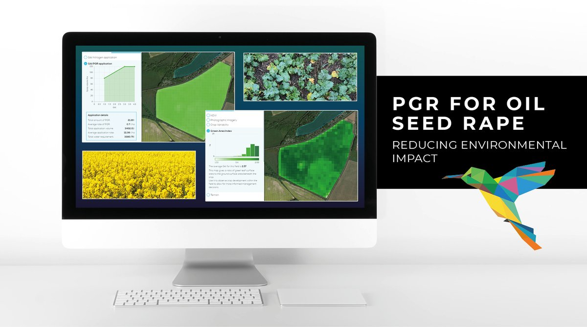 Which specific areas of your #crop will need plant growth regulating fungicides #PGR this autumn?   We're as passionate as you are about reducing #environmentalimpact & our sophisticated PGR analysis helps avoid overusing chemicals where they're simply not needed.  #agritech https://t.co/3jpI4vnHTy