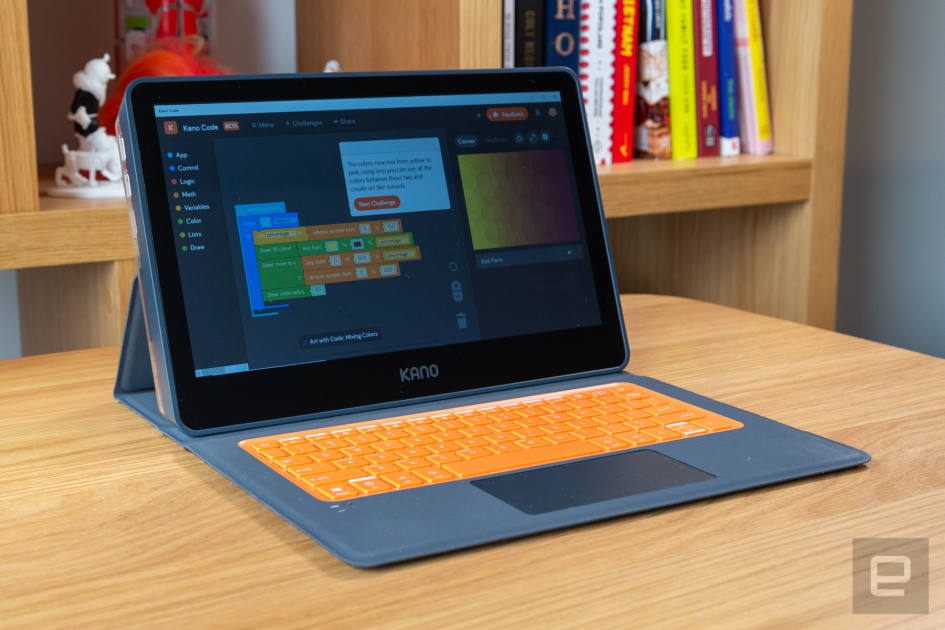 Kano's first Windows PC is a step toward classroom supremacy