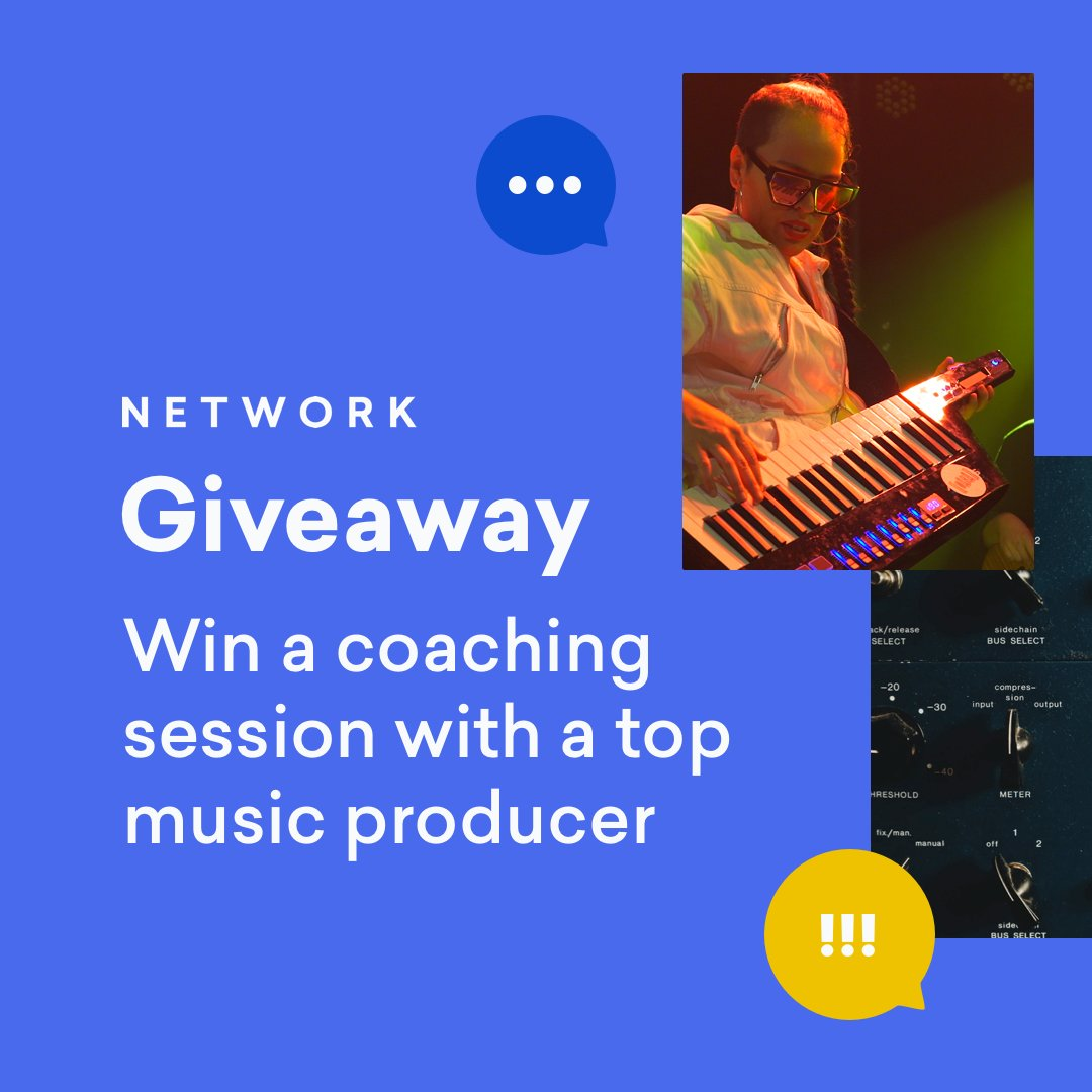 Only 11 days left to enter the #LANDRGiveaway contest on Instagram!   Submit your best track for a chance to win 1-on-1 coaching with a top music producer.   Details: https://t.co/hkgRRyu6Tv https://t.co/tc6ManMB54