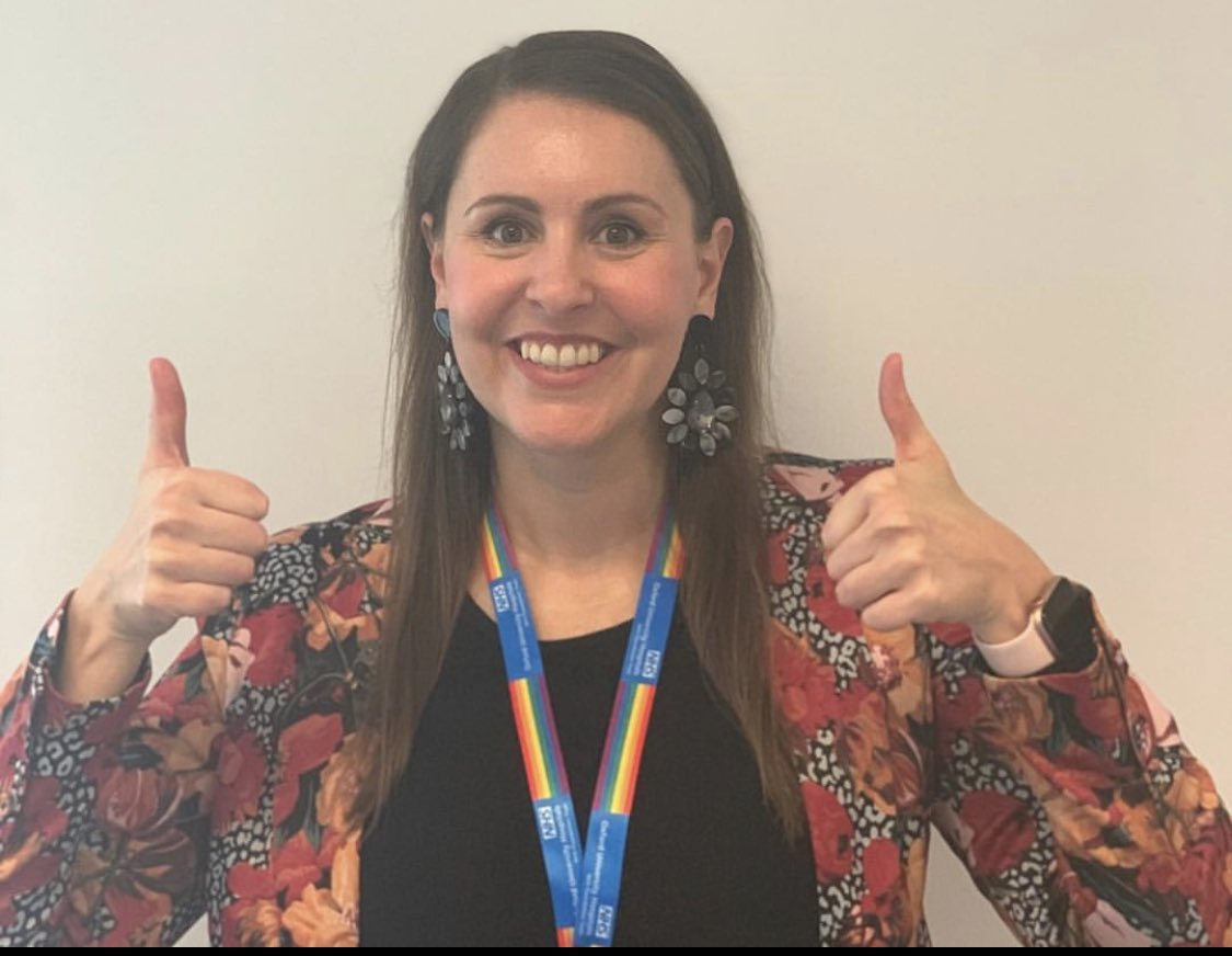 Newsflash: our very own @OxfordCranio Unit SLT Sarah will be doing a #GVTwitter takeover on @GivingVoiceUK tomorrow in honour of #craniosynostosisawareness month. Tune in for a great day on twitter @OUHospitals @ouh_therapies https://t.co/PRmRQGsdWu