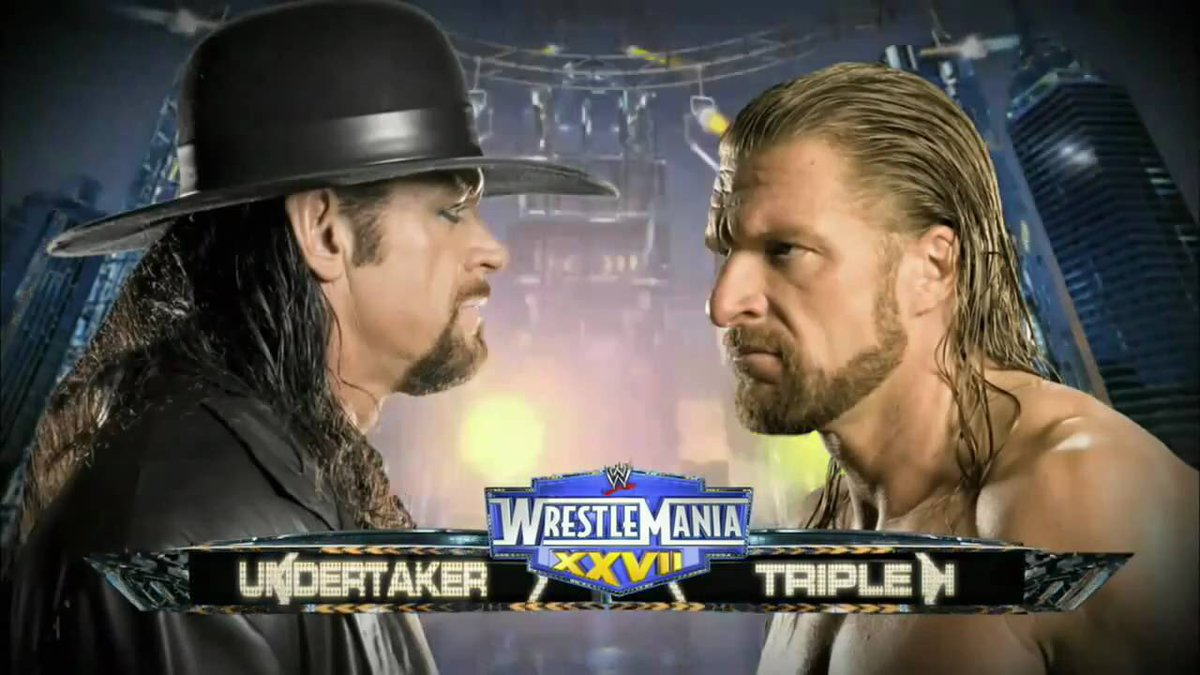 It's finally that time. This Friday we kick off the final era of The Undertaker's career with a battle against Triple H at WrestleMania 27! We were there live for it, but we want to hear your stories too. Share them here and we'll share on the show! https://t.co/DOIHqJZKRg