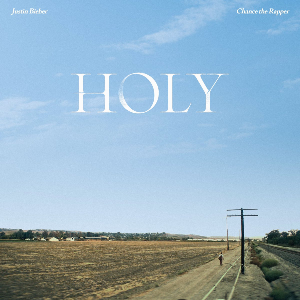New era. New single. It's begins. #HOLY this Friday ft. @chancetherapper jbsoon.com