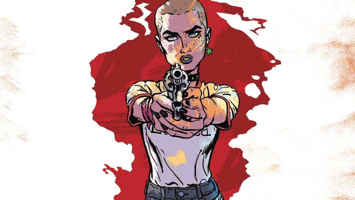 Undone by Blood   Norman Reedus irá produzir série inspirada em HQ