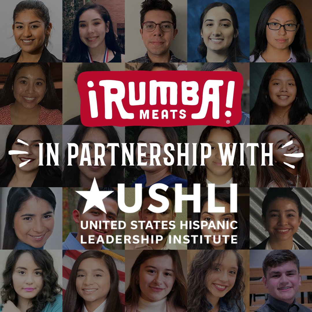 Last year, the Rumba Meats scholarship helped 25 students across the United States. This year, all Rumba Meats purchases during Hispanic Heritage Month will help fund scholarships for 2021 freshmen. Learn how your purchase can make a difference: https://t.co/tgdDb6sqsD https://t.co/ePZU03XIQI
