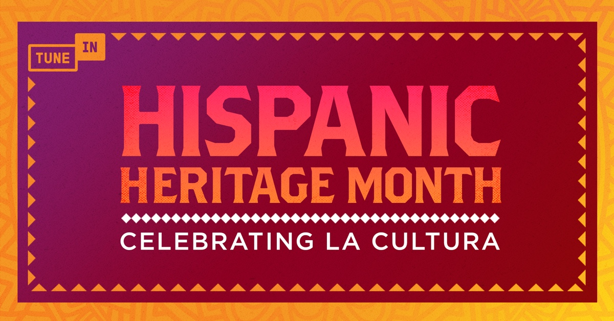 Soundtrack #HispanicHeritageMonth with #TuneIn's epic collection of Latin music stations, including favorites like Latin Hits, Exitos Mexicanos, @Mega979nyc and @1029Houston! https://t.co/jbh0v3kFhV https://t.co/eirstTxe0x