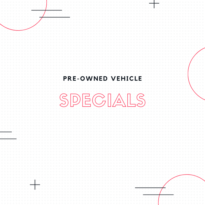 Find your next vehicle at a great price in our Pre-Owned Vehicle Specials! Shop online here: https://t.co/UrJhVvttT8 https://t.co/TEAZ8CDZWk